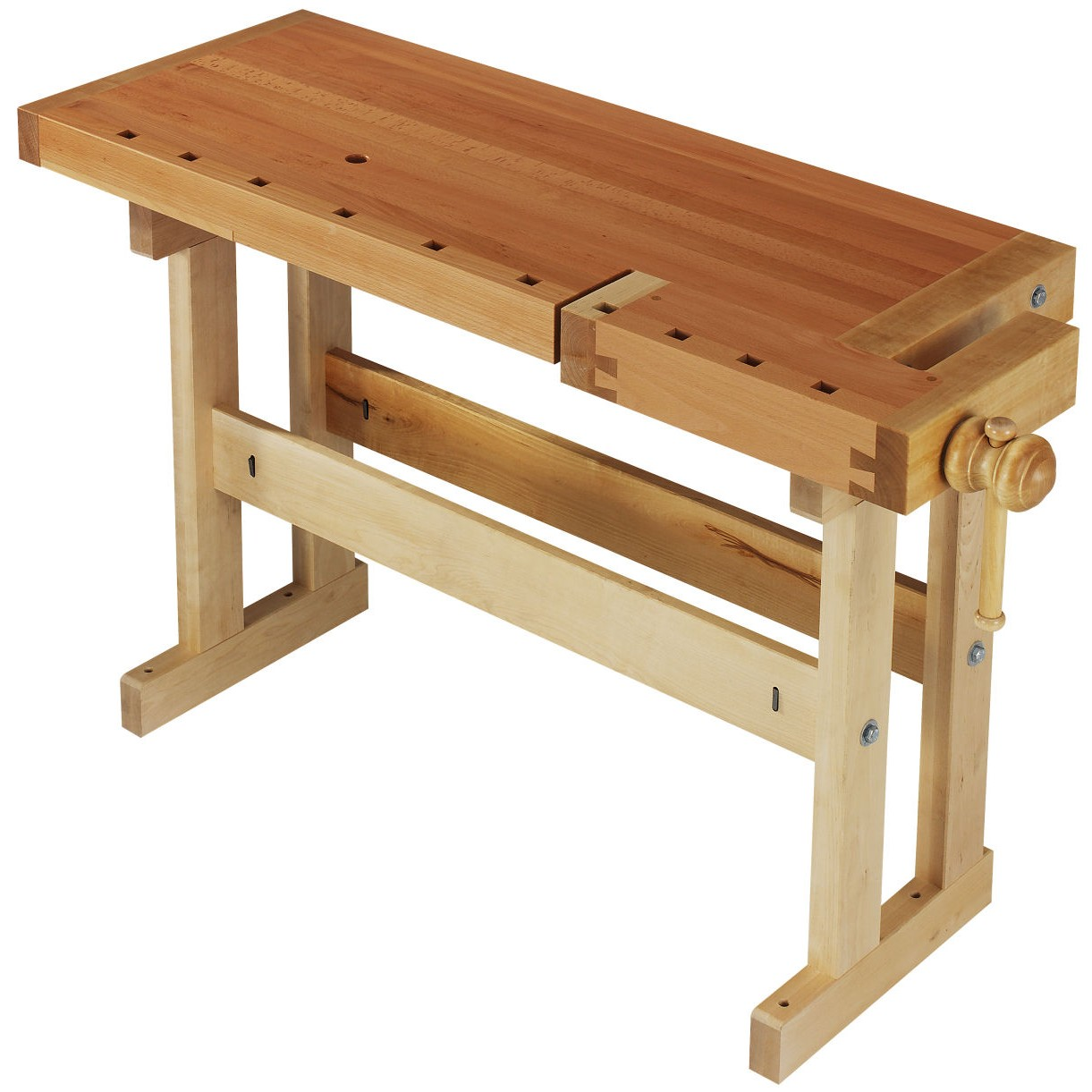 Sj Bergs Wooden Trestle For Bench Top 110 850 Mm
