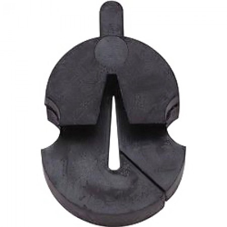Violin shaped mute