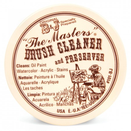 "Original B&J ""The Masters""® Brush Cleaner & Preserver, 95ml"