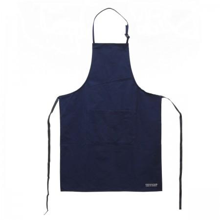 Cremona Tools cotton apron, blue