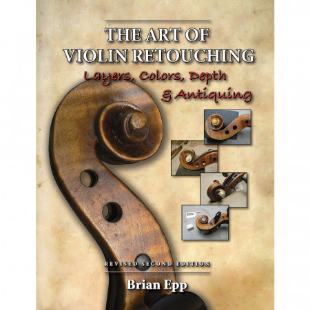 The Art of Violin Retouching - 2nd Edition