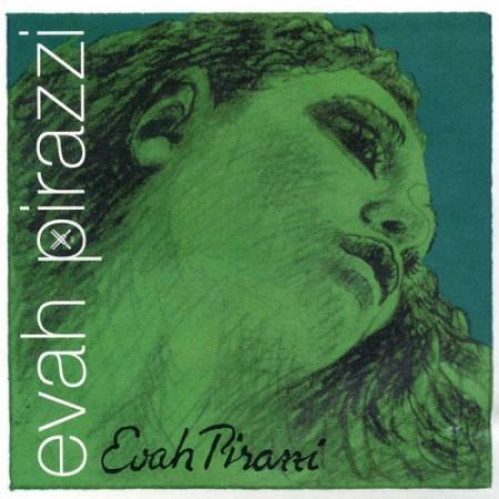Evah Pirazzi viola set medium, ball end