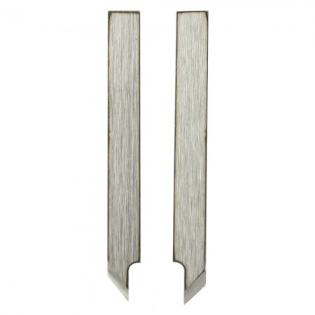 Repl. Blades for Purfling Channel Cutter, 2 pcs.