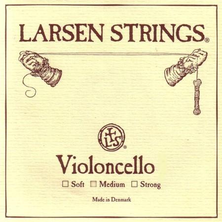 Larsen Cello medium D soloist edition