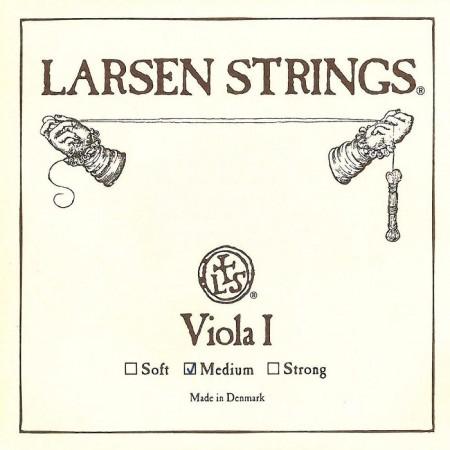 Larsen viola A medium loop-end