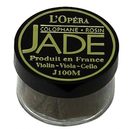 Rosin Jade for violin, viola or cello