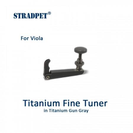 Titanium Fine Tuner, Viola, Gun Gray