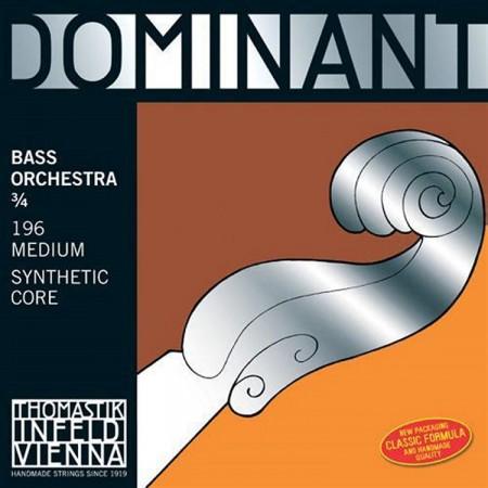 Thomastik Dominant Double Bass Orchestra 3/4