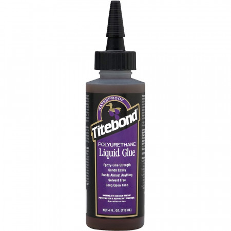 Titebond® Polyurethane Glue, 237ml