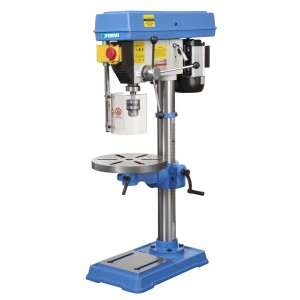 Drill press with drive belt 012
