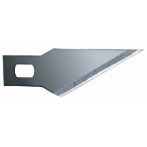 Stanley - taglierino alluminio conf. lame 3 pz.