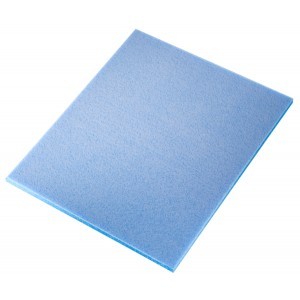 Siasponge soft pad ultrafine 1500, 115x140x5mm