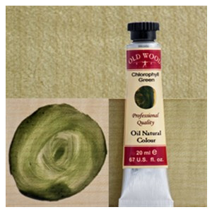 Old Wood 1700 - Oil Nat. Col.s: Chlorophyll - Green 20 ml