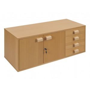 RAMIA Storage cupboard PRO II