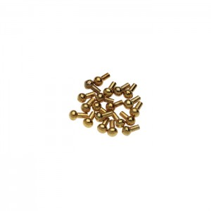 Pins Gold 20 pcs.
