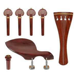 Prestige Set, Heart model, Violin tintul/boxwood