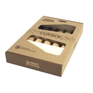 Narex 5-set of Engraving Chisel Start, paper box