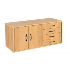 RAMIA Storage cupboard Hobby II