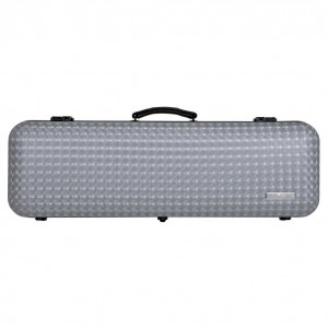 GEWA Violin Case Air Diamond Silver