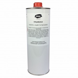 Kremer- alcool etilico anidro (senz'acqua) 1 lt.