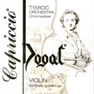Dogal CAPRICCIO® Orchestra, E Chromesteel
