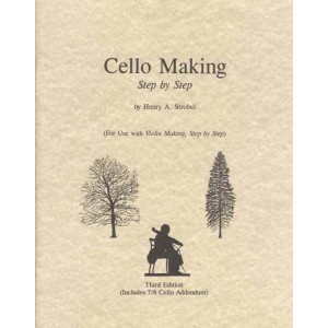 Cello making, Step by Step