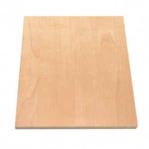 Plywood for wooden form