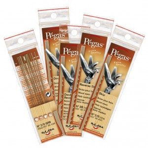 PEGAS Swiss blades - 12 pieces