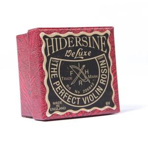 Hidersine Deluxe violin/viola rosin