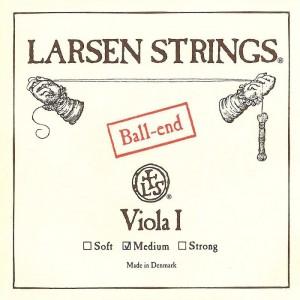 Larsen viola LA soft pallino