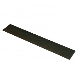 Ebony veneer for Baroque fingerboard - violin and viola