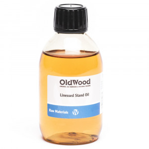 Old Wood 1700 - Linseed - Stand Oil 500 ml