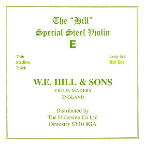 mi HILL ball end - medium