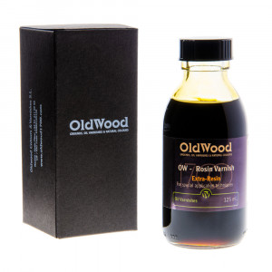 Old Wood 1700 - Rosin Varnish Extra Resin 125 ml