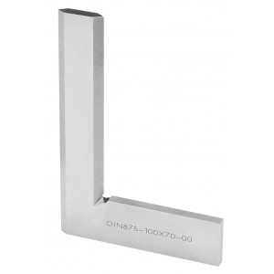 Precision Knife Edge Square 100x70