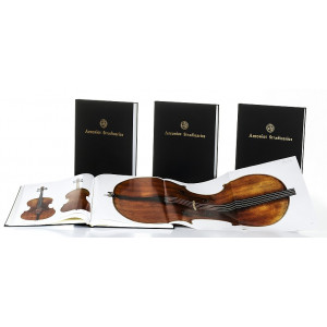 Antonio Stradivari Volume V-VIII with DVD