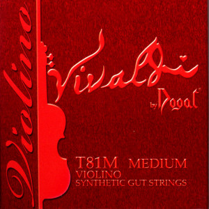 Dogal Vivaldi, Medium, E Chromesteel