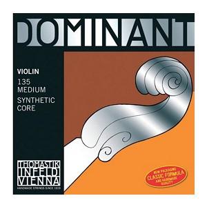 Thomastik Dominant violino 135B mi blank muta