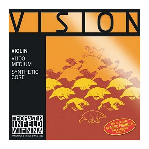 Thomastik Vision violin VI100 set medium