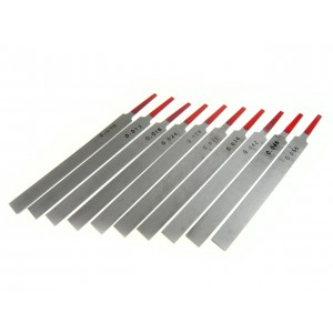 Edge-Cut Nut Files set of 10