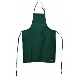 Cremona Tools cotton apron, green
