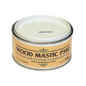 Powder wood filler - WOOD MASTIC® P340